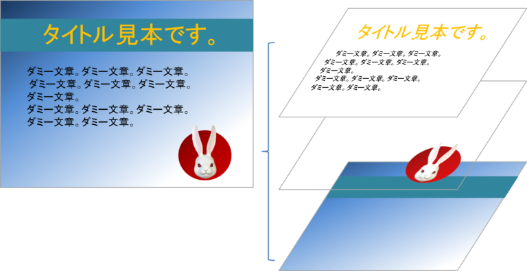 チラシの作り方10 パワーポイントの基本を覚えよう q site
